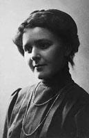 К.Н. Бугаева (Жена А. Белого)