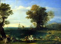 Похищение Европы (Клод Лоррен, 1655 г.)
