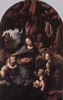 Мадонна в гроте (Леонардо да Винчи)