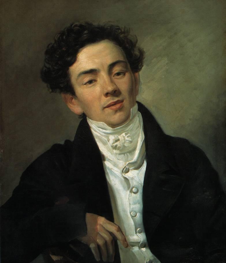 Портрет Александра Николаевича Рамазанова.