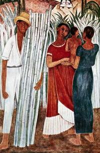 Сбор сахарного тростника