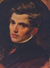 Портрет А. Брюллова (1823-1824 г.)