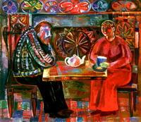 Разговор (З. Аршакуни, 1976 г.)