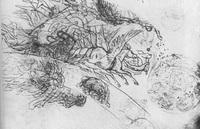 Эскиз росписи Пулковской обсерватории