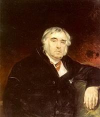 Портрет И. Крылова