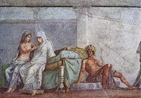 Гименей на Альдобрандинской свадьбе (фреска)