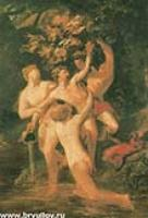 Гилас, увлекаемый нимфами в воду. 1827