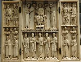 Триптих Арбавиля (Византия, X век)
