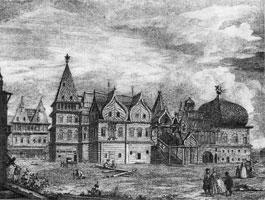 Гравюра Гильфердинга (1780 г.)