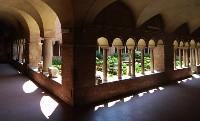 Внутренняя часть Сан Лоренцо фуори ле Мура