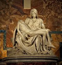 Пьета (Микеланджело, копия)