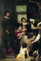 Чудо у колодца (А. Кано, 1649 г.)