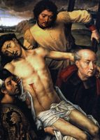 Мемлинг Ханс -Снятие с креста