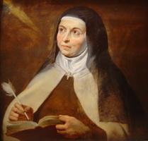 Св. Тереза Авильская (П.П. Рубенс)
