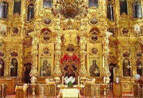 Иконостас Кафедрального собора (Курск)