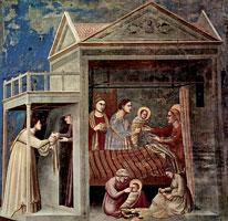 Рождество Богородицы (Джотто ди Бондоне)