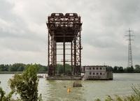 Рама подъёмного моста