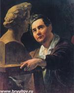 Портрет скульптора Ивана Витали (1836-1837 г.)