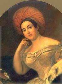 Портрет Е. Семеновой