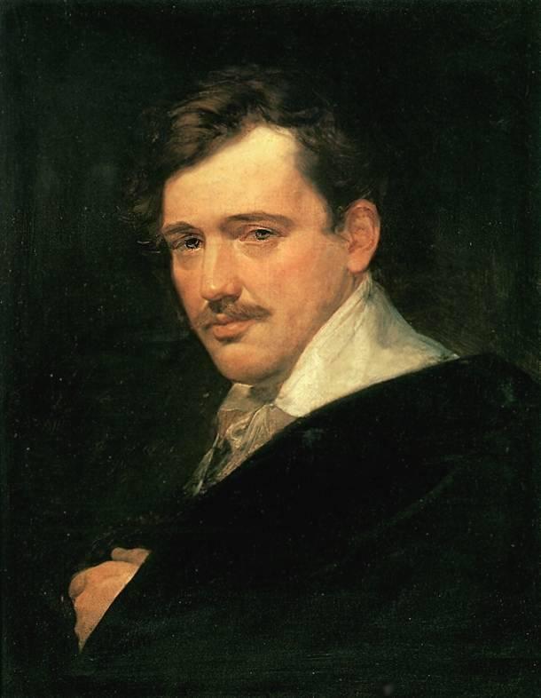 Портрет А. Н. Львова.
