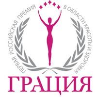Логотип премии Грация
