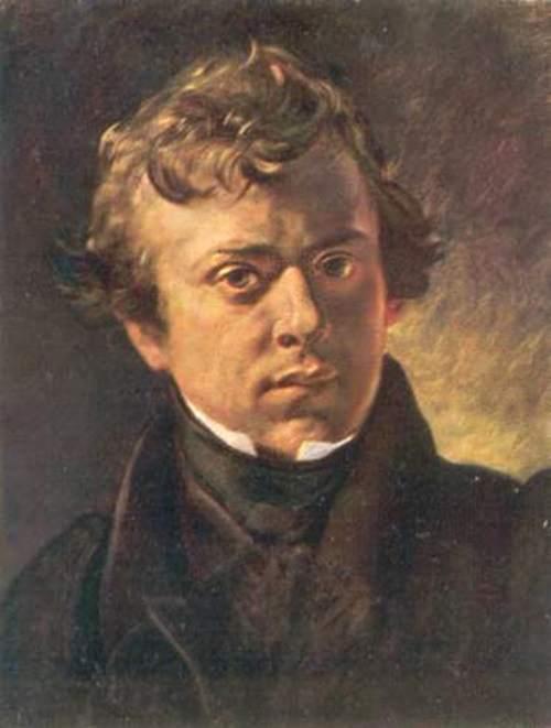 Портрет архитектора А. М. Горностаева.