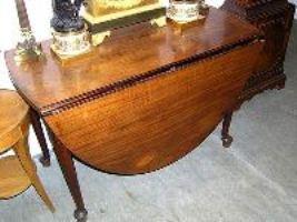 Русская мебель. Стол. Конец 19 века