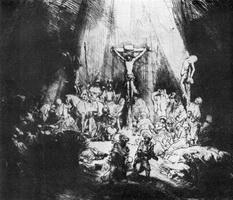Три креста (Рембрандт, 1653 г.)