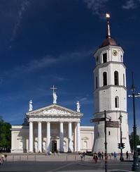 Колокольня собора Св. Станислава