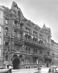 Особняк А.С. Суворина в Санкт-Петербурге