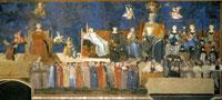 Аллегория доброго правления (А. Лоренцетти)