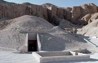 Вход в гробницу Тутанхамона