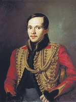 М.Ю. Лермонтов (П. Заболотский, 1837 г.)