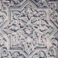 Декоративные плиты из ганча