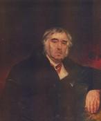 Портрет баснописца И.Крылова (1839)