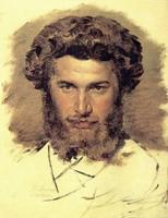 Васнецов Виктор Портрет художника А.И.Куинджи
