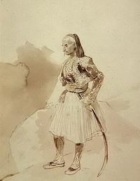 Портрет Колокотрони
