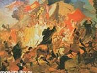 Осада Пскова польским королем...1836-1837