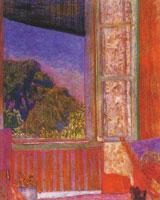Открытое окно (П. Бонар)