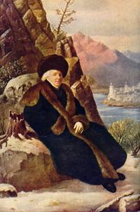 Г.Р. Державин (Н. Тончи)
