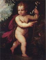 Младенец Иоанн Креститель
