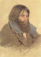 Крестьянин Игратий Пирогов (И.Н. Крамской)