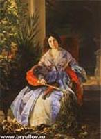 Портрет светлейшей княгини Елизаветы...1841