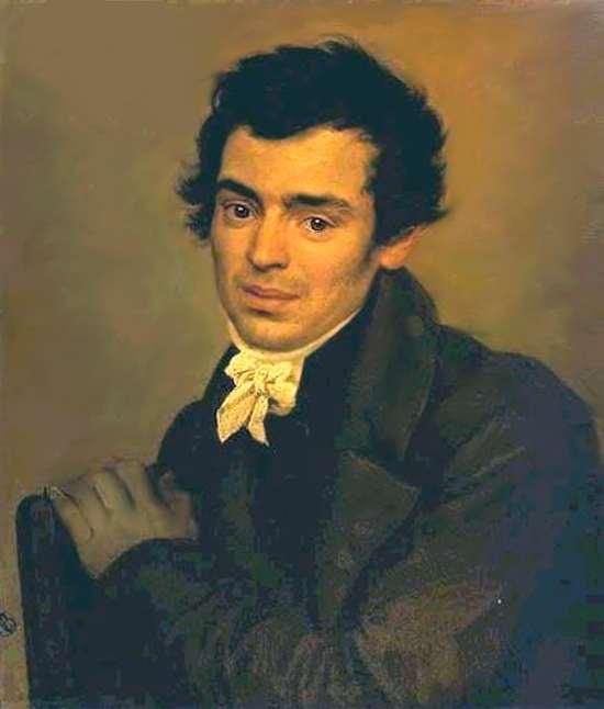Портрет архитектора К. А. Тона.