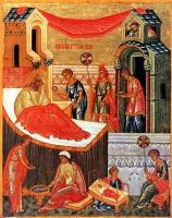 Стихиры и каноны на праздник Рождества