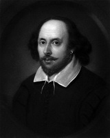В. Шекспир (С. Казинз, меццо-тинто)