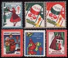 Рождественские виньетки США