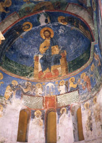 Алтарный неф (Мирожский монастырь)