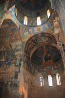 Фрески в Снетогорском монастыре