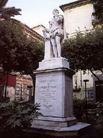 Статуя Торквато Тассо